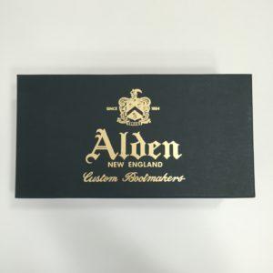 Alden全9カラーコードバンの入手可能性。