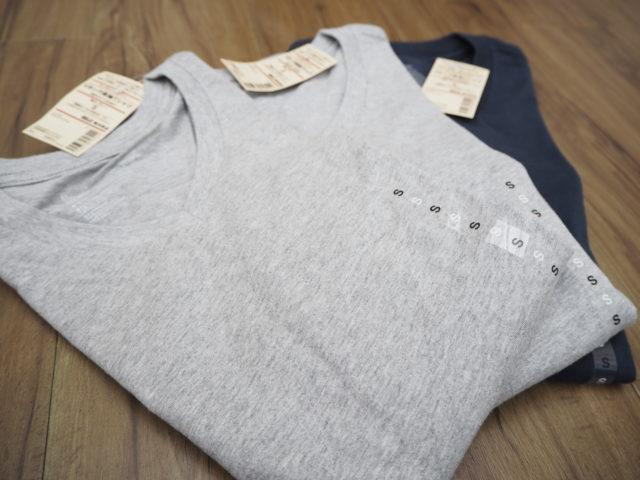 ロンTなら無印良品のVネック長袖Tシャツが最強な5つの
