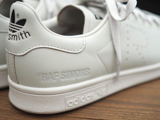 adidas by RAF SIMONSのスタンスミス
